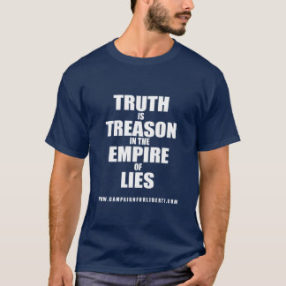 CFL - Truth is Treason in the Empire of Lies T-Shirt