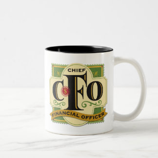 """CFO"" Mug"