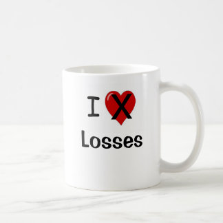 CFO Mug - I Dont Love Losses I Love Profits!