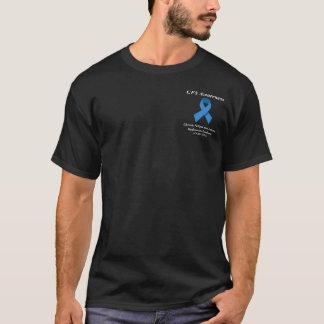 CFS black t-shirt - pocket design