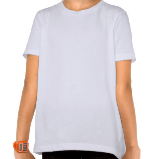 CFS Blue Ribbon With Scribble T-shirt