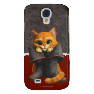 CG Young Puss Samsung Galaxy S4 Case