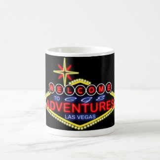 CGE Adventures Welcome Mug