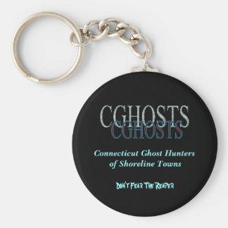 CGHOSTS Keychain