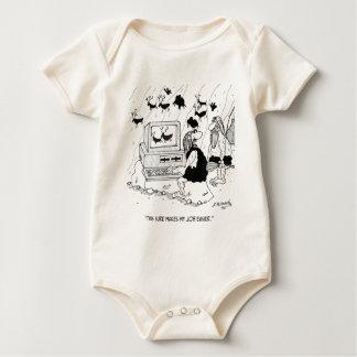 CGI Crtoon 2857 Baby Bodysuit