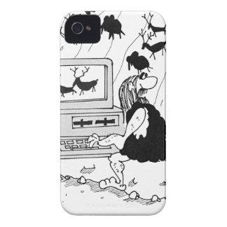 CGI Crtoon 2857 iPhone 4 Case-Mate Cases