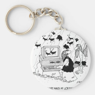 CGI Crtoon 2857 Key Ring