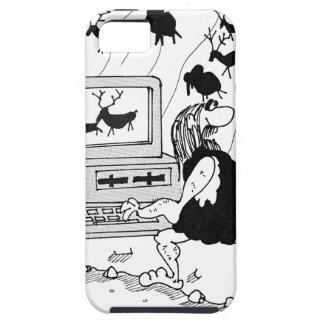 CGI Crtoon 2857 Tough iPhone 5 Case