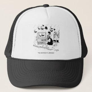 CGI Crtoon 2857 Trucker Hat