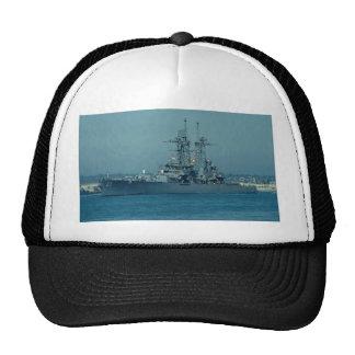 """CGN 35 """"Truxton"""", nuclear powered cruiser, San Die Trucker Hat"""