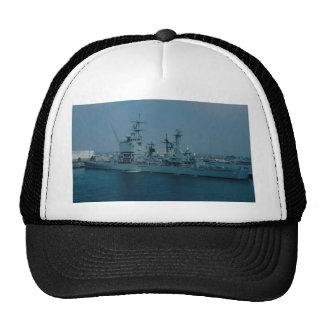 CGN 9 cruiser nuclear powered Trucker Hat