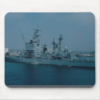 CGN 9 cruiser, nuclear powered Mouse Pad