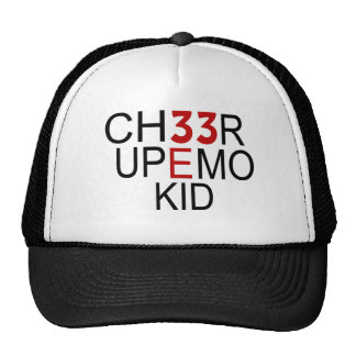 CH33R UP EMO KID HAT