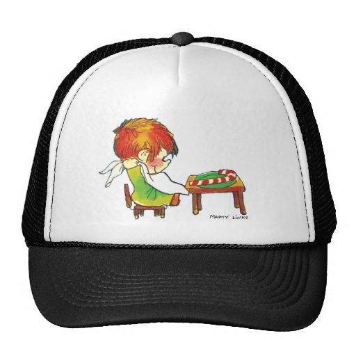 CH-005 Christmas Dinner Trucker Hats