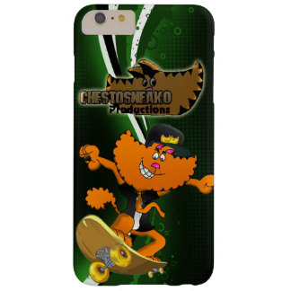 CH in the House iphone 6 Case - Cartoon Chester Barely There iPhone 6 Plus Case