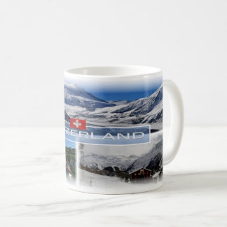 CH Switzerland - Coffee Mug