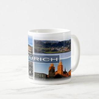 CH Switzerland - Zurich - Feldbach - Lake - Coffee Mug