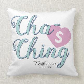 Cha-Ching Cushion