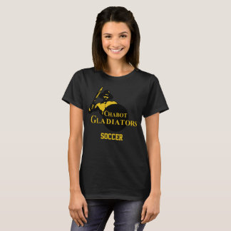 Chabot Soccer Women's Dark Shirt Large Logo