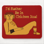 Chac-mool chacmool Laid Back Designs any Text Mousemats