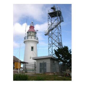 Chacachacare Lighthouse, Trinidad Postcard