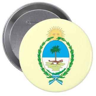 chaco, Argentina 10 Cm Round Badge