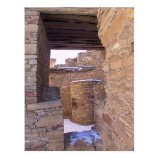 Chaco Culture National Historic Park Postcard