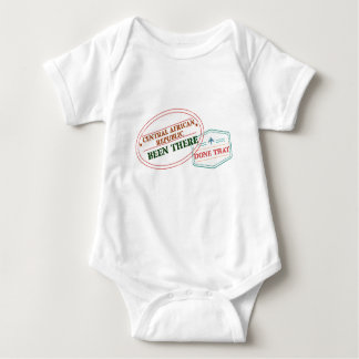 Chad Been There Done That Baby Bodysuit