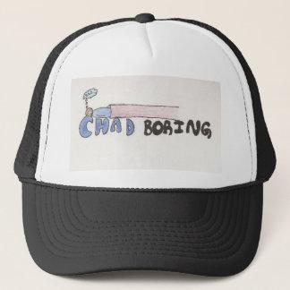 Chad Boring Trucker Hat
