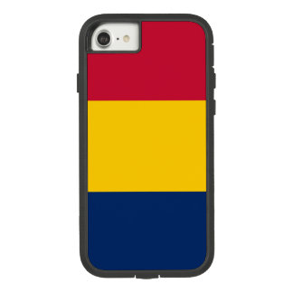Chad Flag Case-Mate Tough Extreme iPhone 8/7 Case