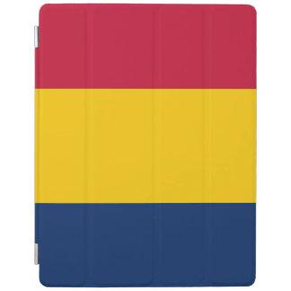 Chad Flag iPad Cover