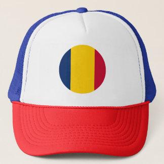 Chad Flag Trucker Hat