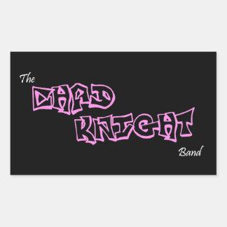 Chad Knight Band Fresh Sticker