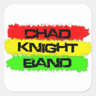 Chad Knight Band Reggae Sticker
