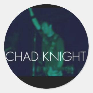 Chad Knight Logo Sticker Sheet