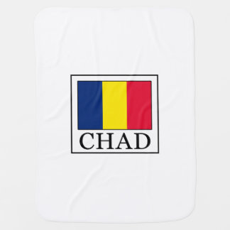 Chad Receiving Blankets