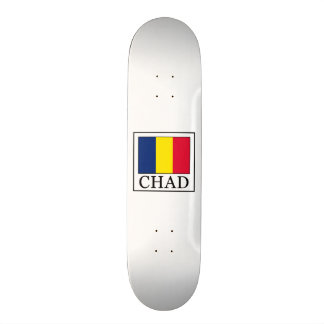 Chad Skate Board Deck