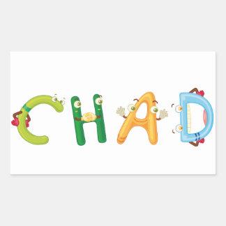 Chad Sticker