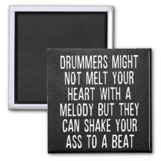 Chad Szeliga Drummer Quote Magnet