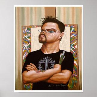 Chad: the artist print