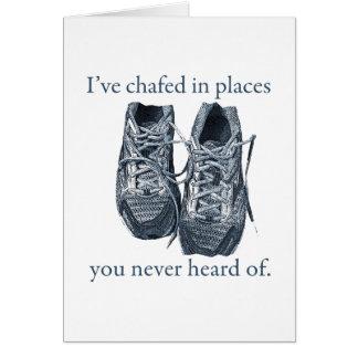 Chafe Card