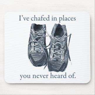 Chafe Mouse Pad
