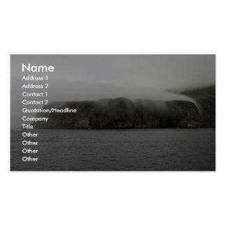 Chagulak Island Business Card Templates