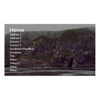 Chagulak Island Business Card