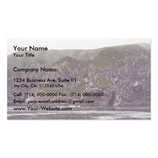 Chagulak Island Business Card Template