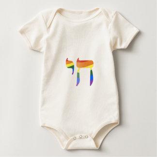 Chai חי baby bodysuit