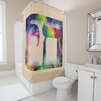 Chai Life Shower Curtain