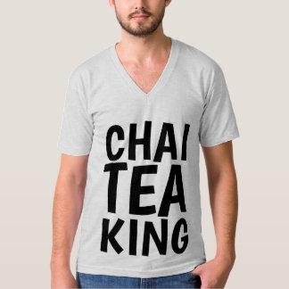 CHAI TEA KING, T-shirts