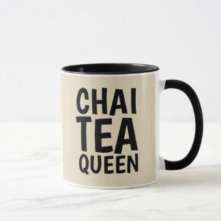 CHAI TEA QUEEN, Coffee Mugs Cups