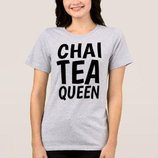 CHAI TEA QUEEN, Ladies T-shirts